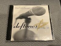 Deftones My Own Summer (Shove It) CD Singles 1 & 2 Extremely Rare Complete Set