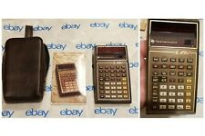 New ListingVintage Ti Texas Instruments The Mba Programmable Electronic Business Calculator