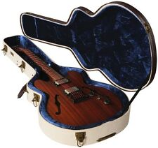 Gator Journeyman Deluxe Wood Case - Semi-hollowbod