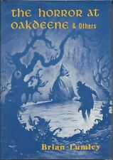 The Horror at Oakdeene & Others by Brian Lumley - Arkham House Hardcover **NEW**