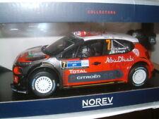 1:18 CITROEN DS3 WRC 2017 MEXICO RALLY WINNER  KRIS MEEKE., NOREV