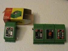 boitiers commande HO FLEISCHMANN 2X524/1X518 ET 1SIGNALISATION TRAIN