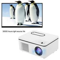 LCD Smart Home Theater Projector HD 1920*1080P TFT Home Video Movie Theater