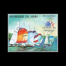 Mali, Sc #C500, MNH, 1984, S/S, OLYMPICS, LOS ANGELES, A5IID-9