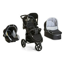 Travel System 3in1 Viper SLX Caviar/Grey 312339 Hauck