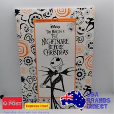 Tim Burton's The Nightmare Before Christmas NBX Disney Adult Colouring Book