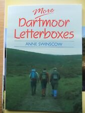 More Dartmoor Letterboxes by Anne Swinscow (Paperback, 1986) -new book