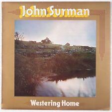 JOHN SURMAN: Westering Home ISLAND UK HELP-10 Vinyl LP VG++