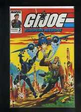 GI Joe European Missions # 5 NM Marvel Comics  CBX201