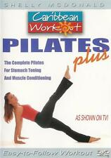 Caribbean Workout - Pilates Plus with Shelly McDonald DVD