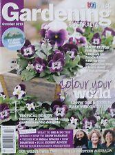 ABC Gardening Australia Magazine - October 2013 How To Grow Bananas