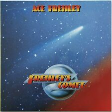 Ace Frehley-Frehley 's Comet LP 1987 Megaforce Worldwide 781 749-1 Kiss