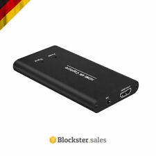🔥 4K/60 Ultra-HD HDMI zu USB3.0 Game Capture Video Capture Karte, OBS Streaming