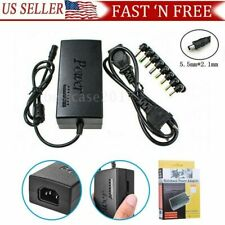 Universal Laptop Charger AC Adapter 96W for Most Brand Lenovo, HP, Samsung, Dell