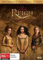 Reign Season 4 : NEW DVD