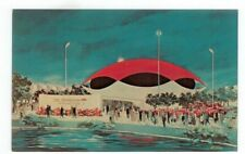 NY New York City Worlds Fair 1964 post card Travelers Insurance Pavilion