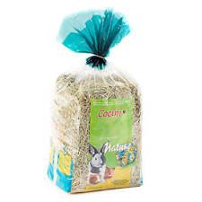 Heno premium con hierbas naturales para pequeños roedores  500GR