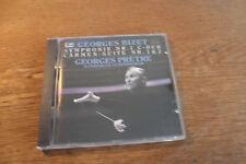 Bizet - Sinfonie 1 Carmen Suite [CD Album] Georges Pretre Bamberger Symphoniker