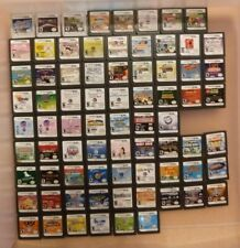 Various Nintendo DS 2DS 3DS DSi Titles - Buy More & Save - SHIPS FAST!