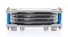 Universal Motor Radiator Oil Cooler Aluminum For Honda Suzuki Yamaha Kawasaki K
