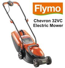 Flymo Chevron 32VC Electric Rotary Push Lawn Mower 32 VC