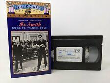 Mr. Smith Goes to Washington Vhs Frank Capra Centennial Collection