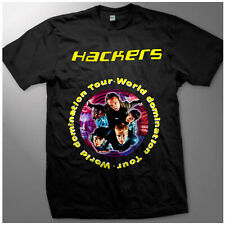 A FOR ANONYMOUS Hacktivist Guy Fawkes masks Hackers Activist Group T-SHIRT AFA