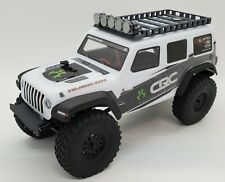 Roof Racks and Light Bars for Axial SCX24 Jeep Crawlers 1/24 scale