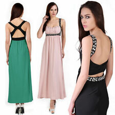 Empire Waist Hand-wash Only Geometric Dresses for Women