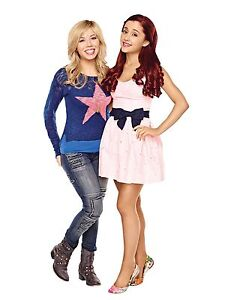 SAM & CAT 5 ARIANA GRANDE POSTER - A3 SIZE 297X420MM + FREE SURPRISE POSTER