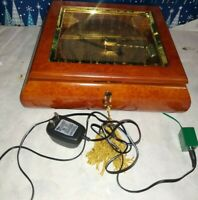 Mr Christmas  Electronic Symphonium Collectible Music Box 30 Songs