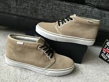 Vans Leather suede high top trainers , USA size 11