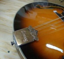 Ibanez Mandolin CHROME TAILPIECE from M510 A STYLE fits F style also # 5ATP01C