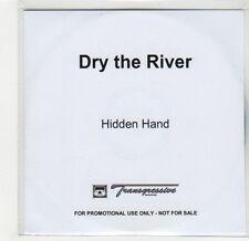 (GF615) Dry The River, Hidden Hand - DJ CD