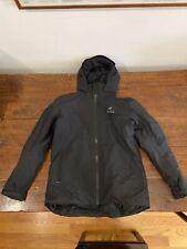 Arcteryx Fission SV Jacket XL Black