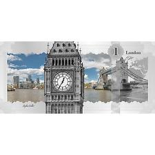 1$ 2017 Cook Islands - Skyline Dollar - London