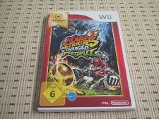 Mario Strikers Charged Football für Nintendo Wii und Wii U *OVP*