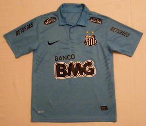 FC SANTOS 11 NEYMAR JR. vintage nike t-shirt jersey season 2012-13 size M