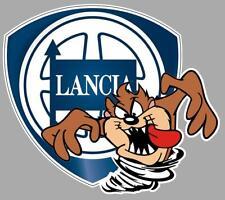 LANCIA  right TAZ Sticker  droit