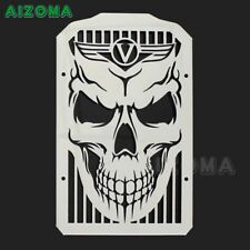 Stainless Radiator Grille Guard Cover For Kawasaki VN900 Vulcan 900 Classic LT