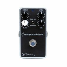 Keeley Compressor Plus Guitar Effects Pedal! +