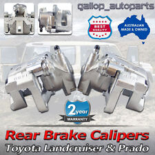 2x Rear Disc Brake Caliper Calipers for Landcruiser 80 105 Series FZJ105 HZJ105