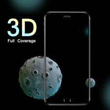 For iPhone 8 Plus Gorilla Tempered Glass 3D Curved Film Full Screen Protector UK