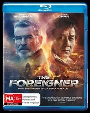 The Foreigner (Blu-ray, 2018) NEW