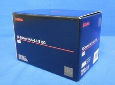 Sigma 12-24mm F4.5-5.6 II DG HSM Lens for Nikon  Japan Domestic Version New