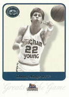 Danny Ainge 2001 Fleer Greats of the Game #15 Boston Celtics Basketball card