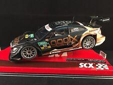 """A10189X3U0 SCX MERCEDES C COUPE AMG DTM GOOIX  SLOT CAR 1:32 """"NEW"""""""