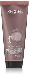 Redken Step 1 Smooth Activator - Semi Permanent Smoother 2oz DRY UNRULY HAIR