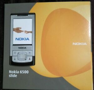 Nokia 6500 CD ROM Very Good Condition Free Shipping