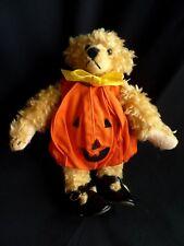 Tracey Roe Barbara Conley Pumpkin Costume Homemade Roley Bear #531 (1995 Adg )